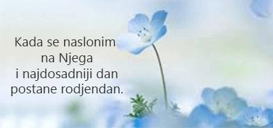 Cveće za njega