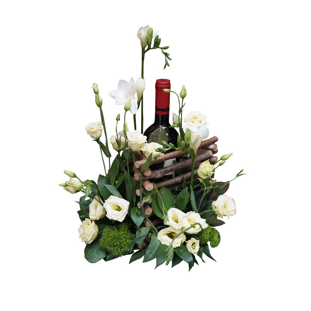 Cveće i vino