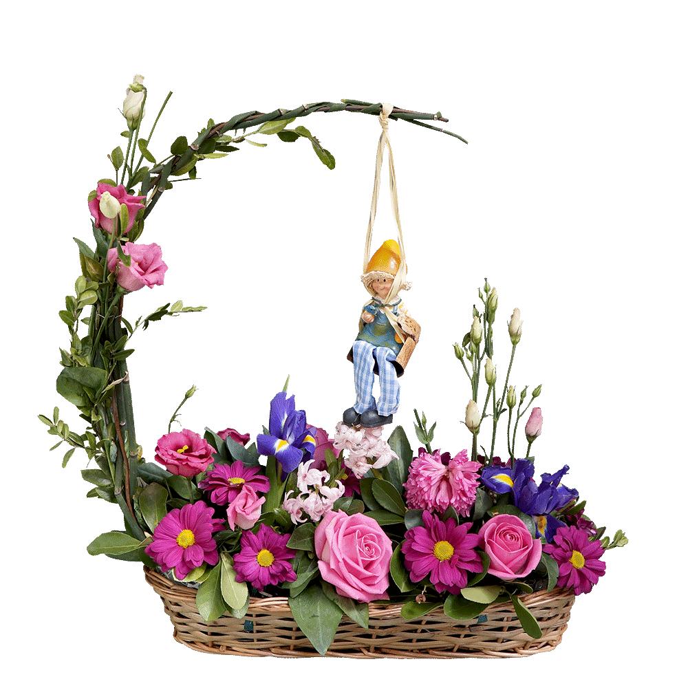 Cvetna ljuljaška