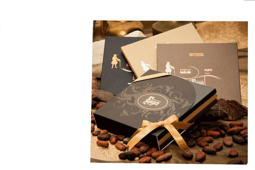 Eugen - Belgijska čokolada