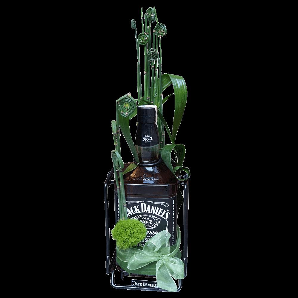 Jack Daniel's 3L. Na postolju