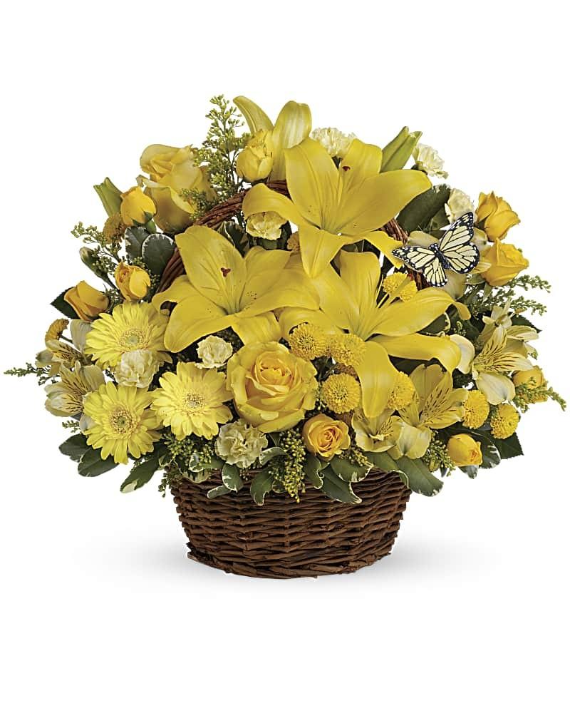 Happy bouquet Indonesia