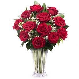 12 crvenih ruža Hong Kong