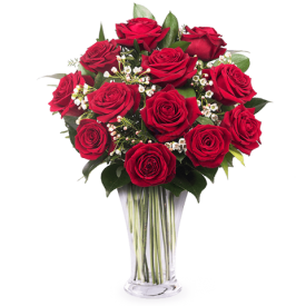12 crvenih ruža-mauricijus