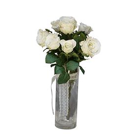 Buket veštačkih ruža