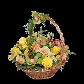 Korpa cveća Teleflora