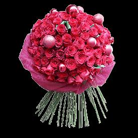 Novogodišnja 101 ruža